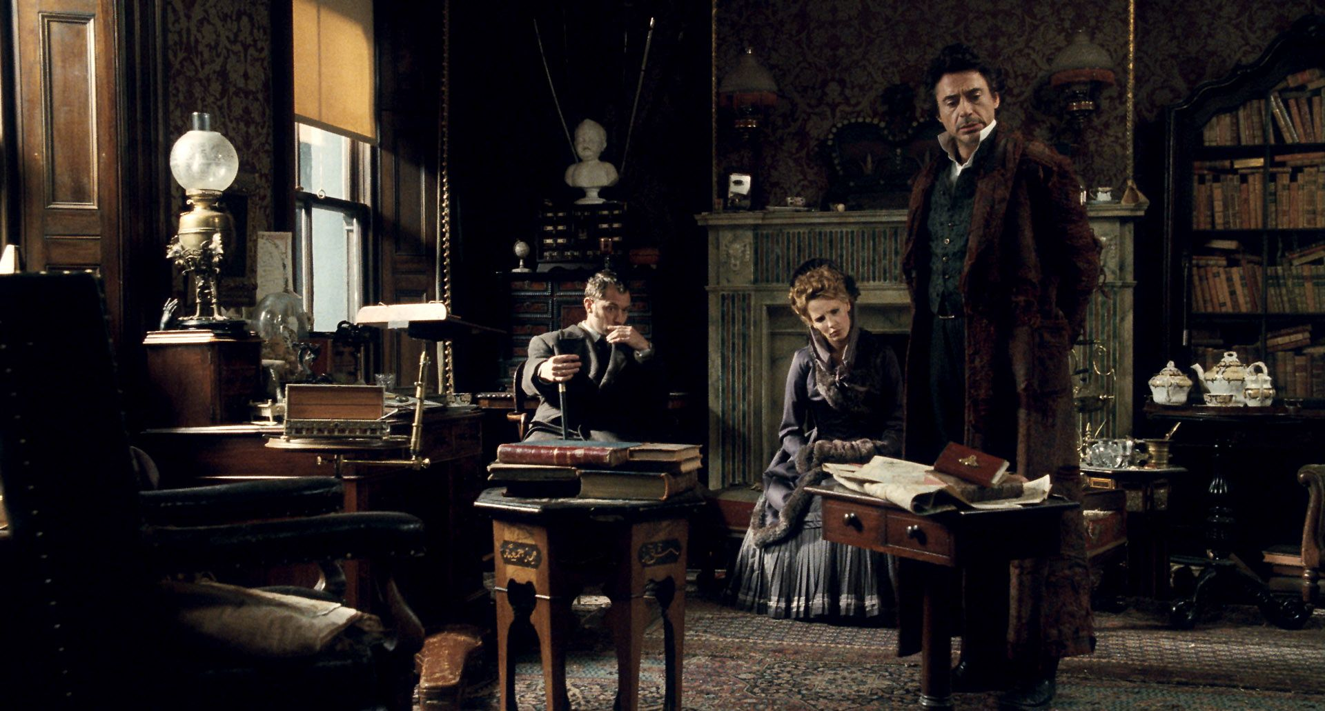 37 High Resolution Images From SHERLOCK HOLMES