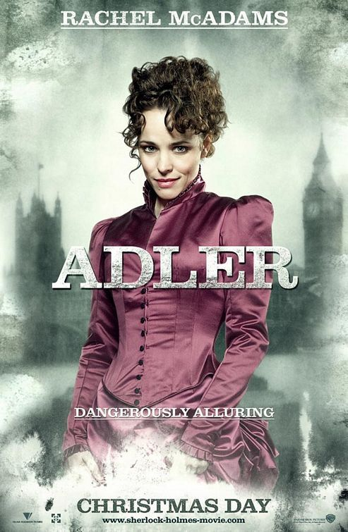 Rachel McAdams Talks SHERLOCK HOLMES 2 and Working with ...