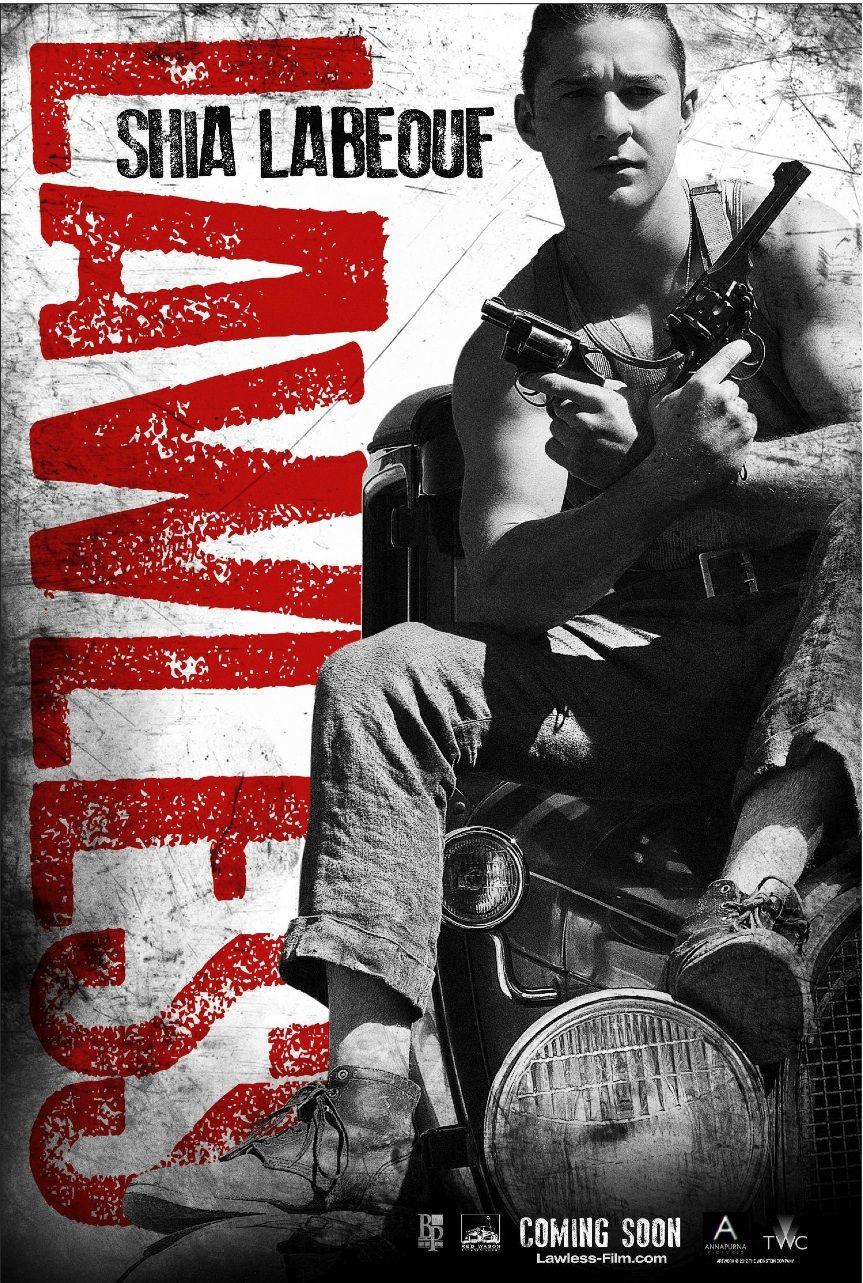 lawless character posters collider