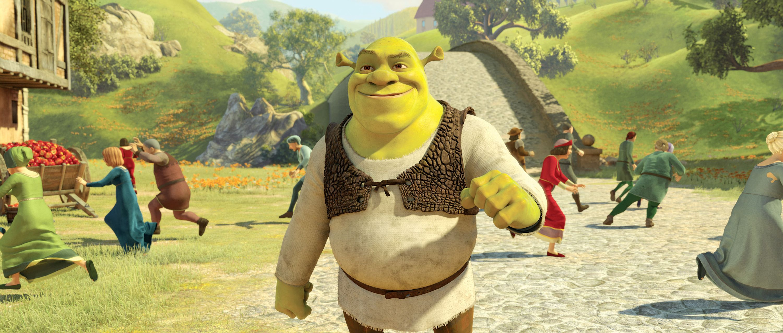 Shrek release date in Brisbane