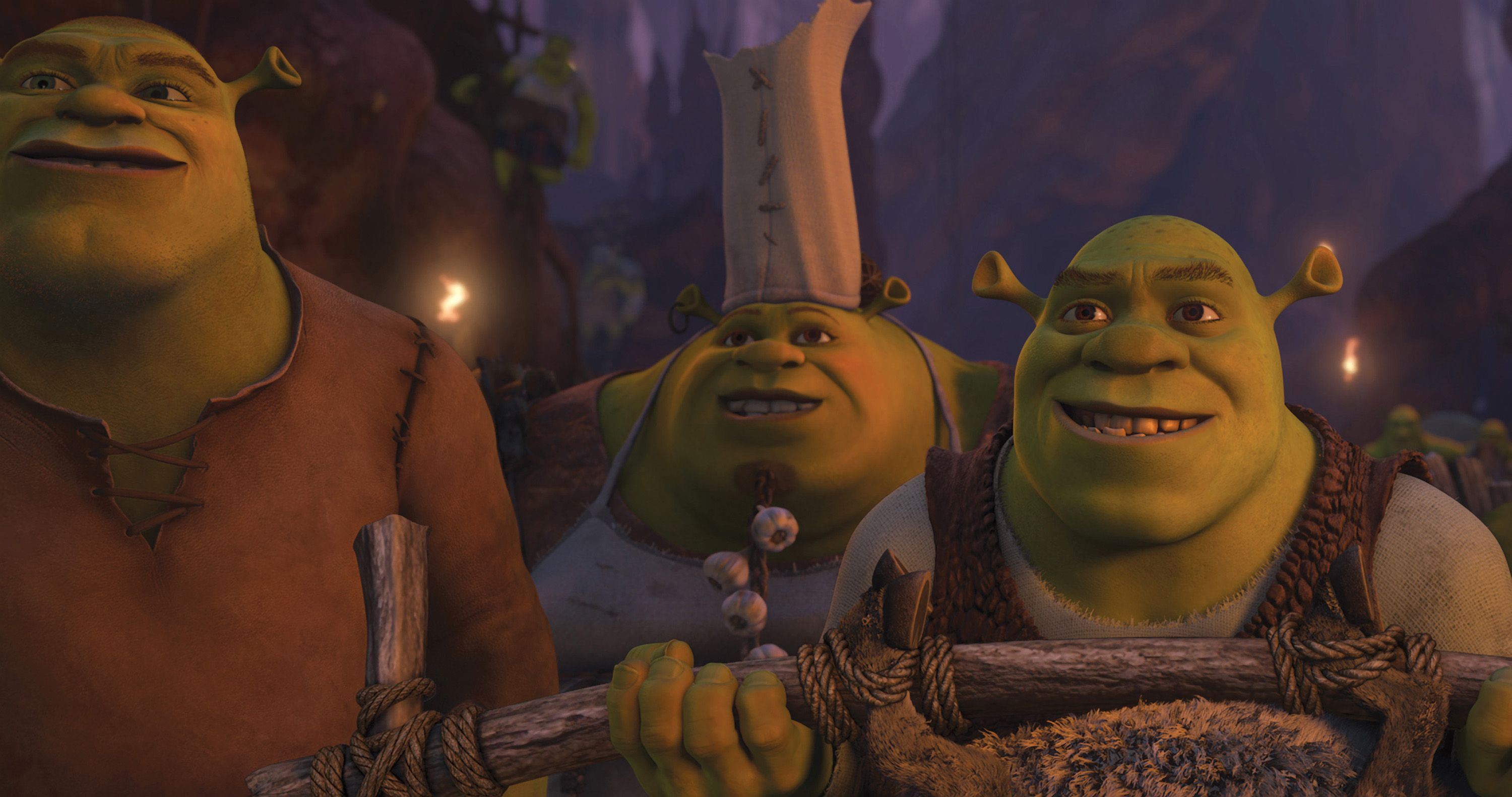 shrek forever after porn