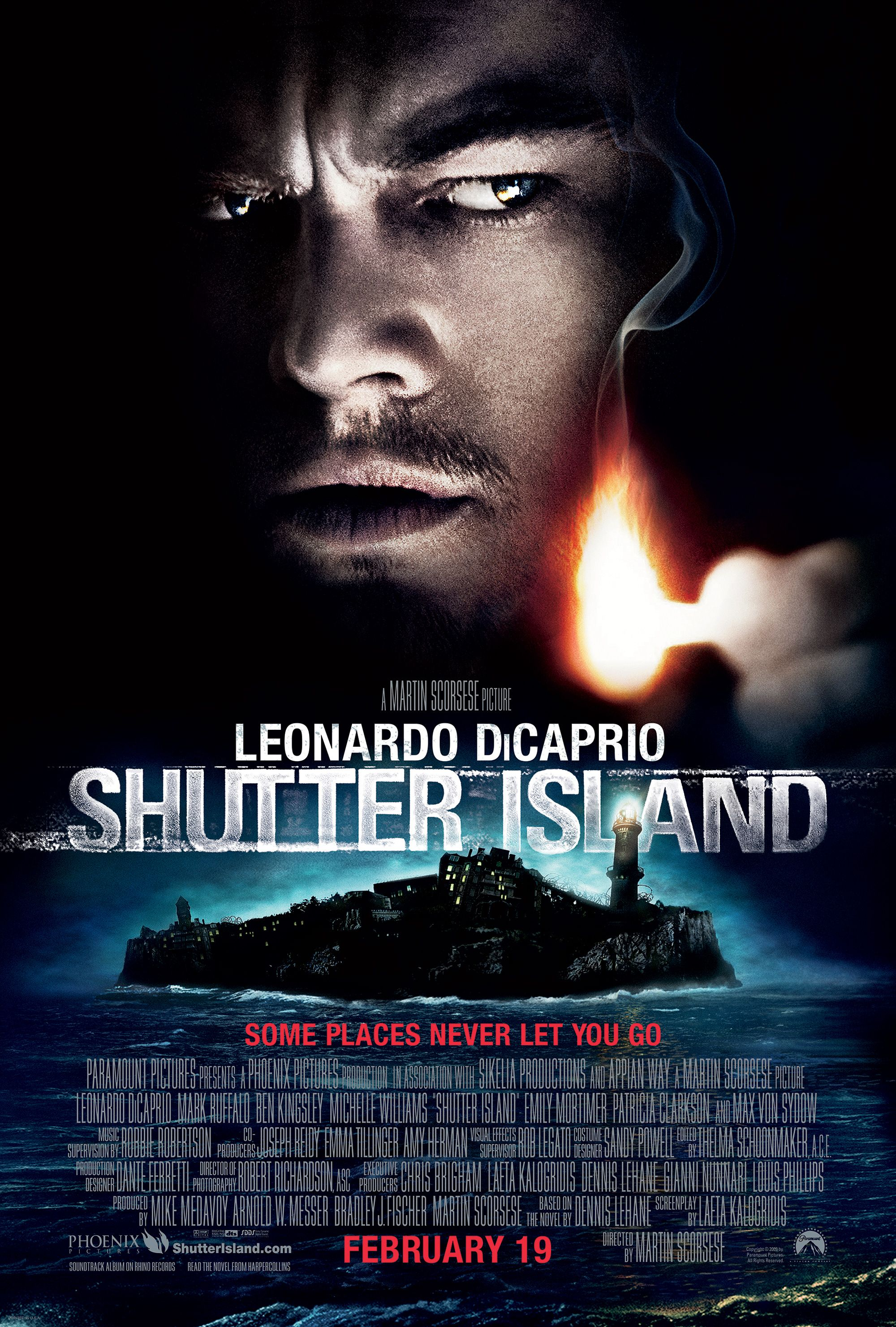 shutter island movie images starring leonardo dicaprio