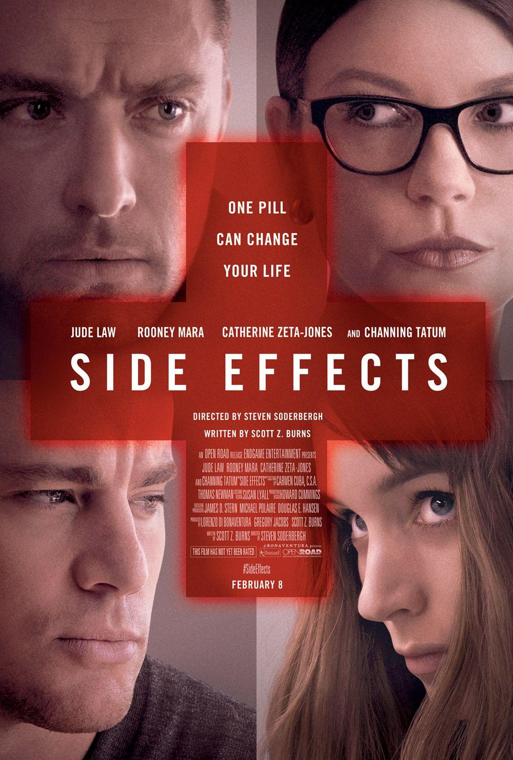 Side effects by Steve Martin Psycho Babble