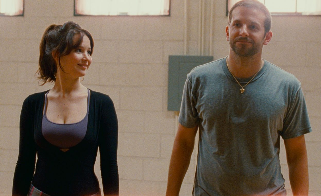 silver linings playbook pat and tiffany relationship test