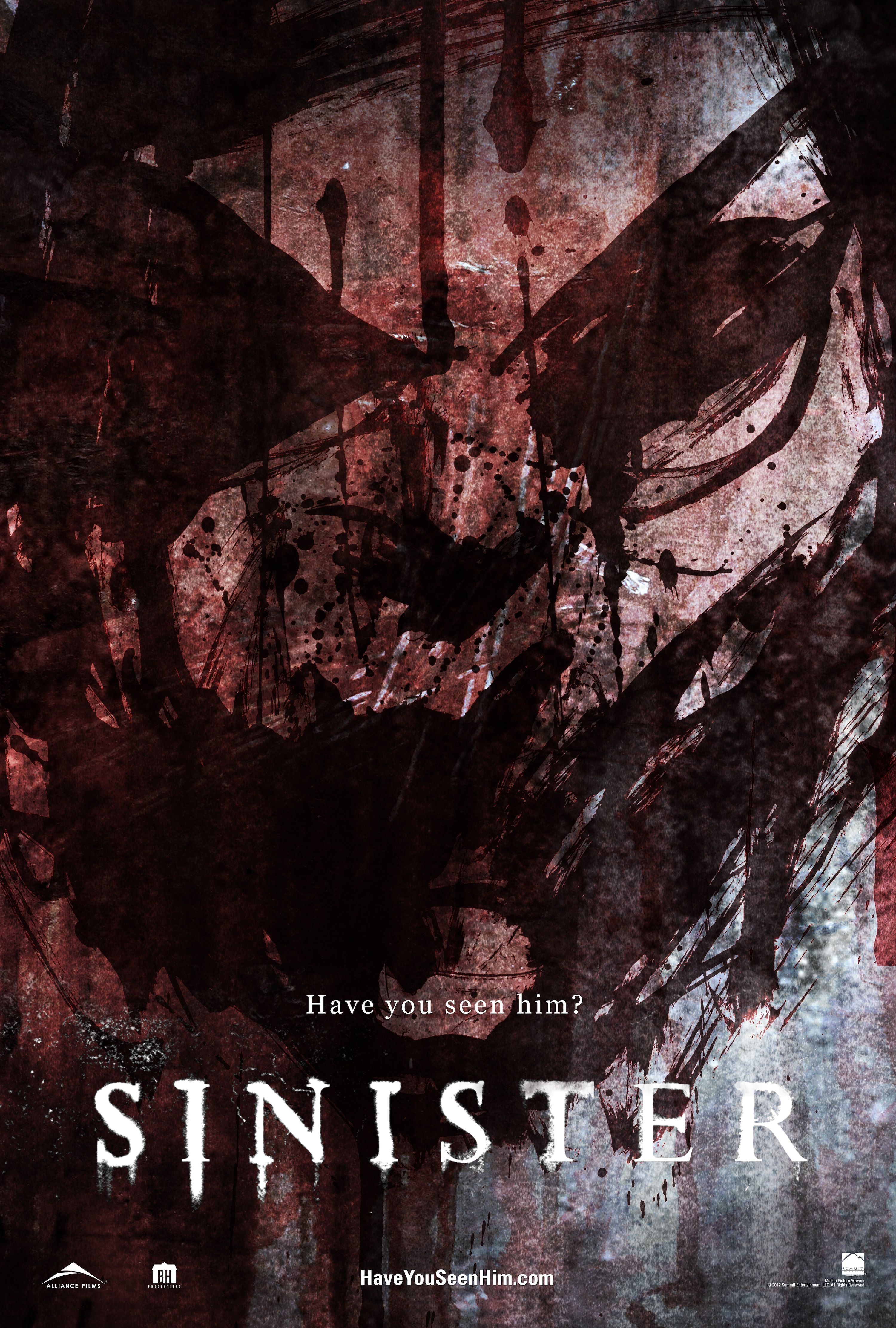 SINISTER Poster | Collider