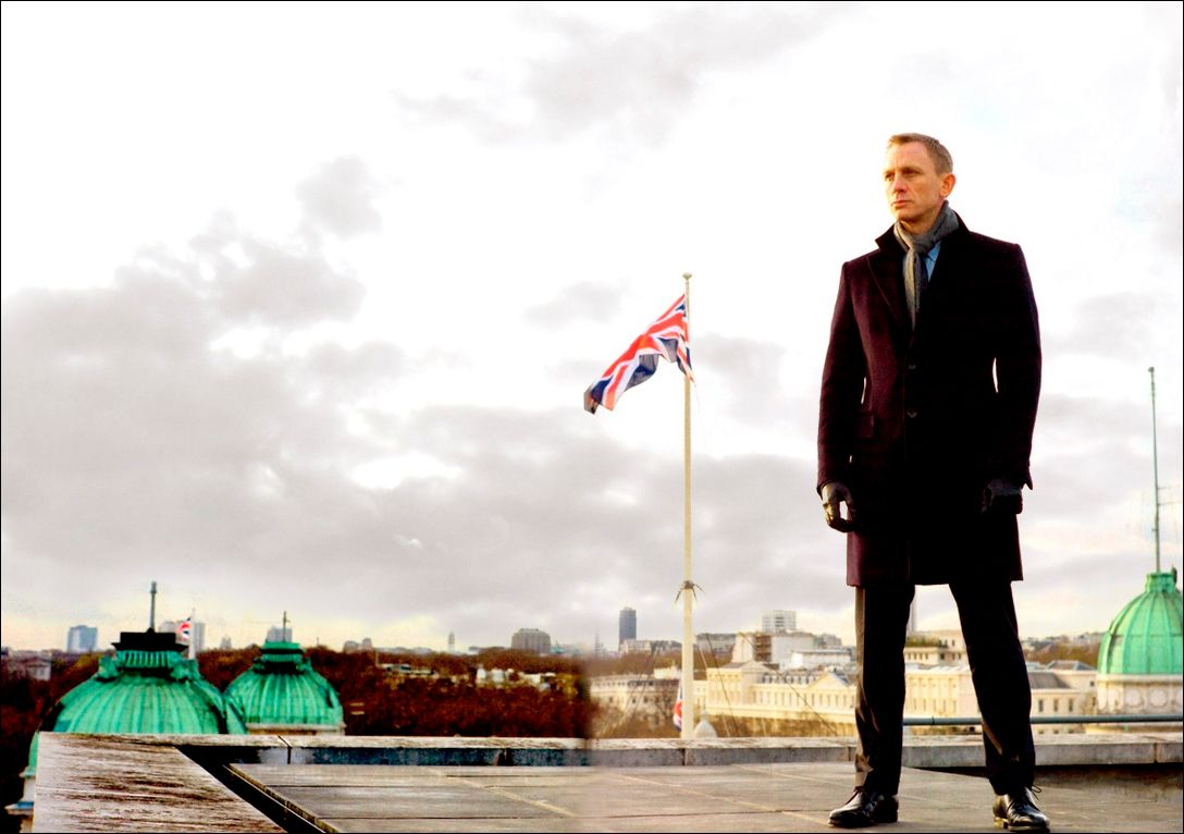 sony eyeing late 2014 release date for james bond 24 skyfall