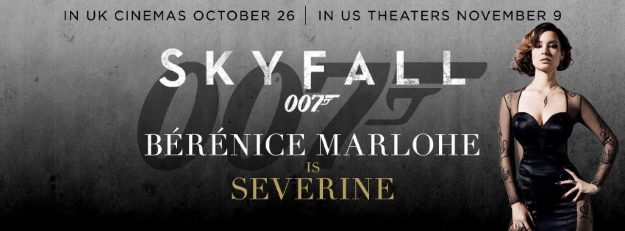 Adele Performing James Bond Skyfall Theme New Posters And