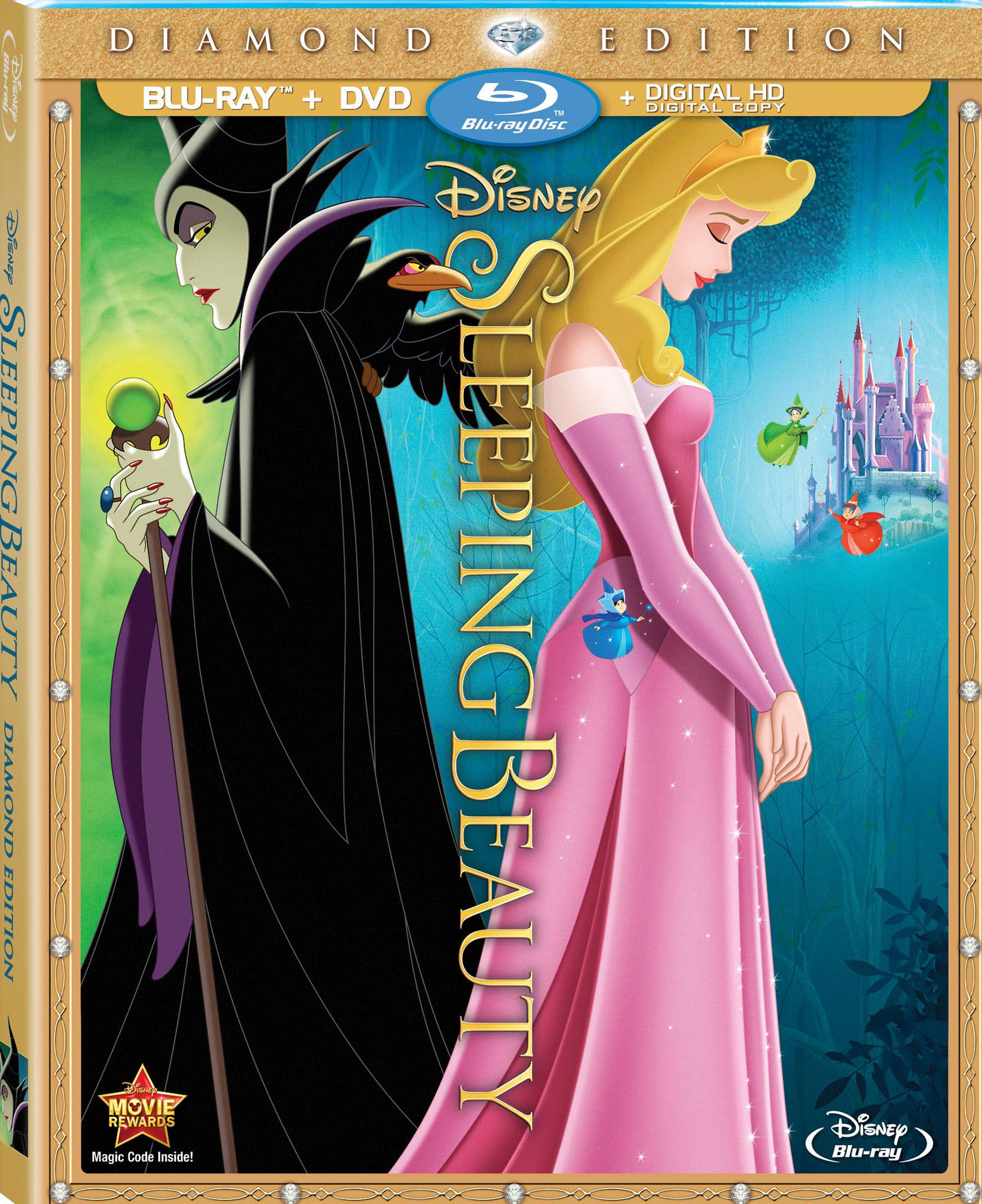 Edition Diamond: 12 Things To Know About Disney's 'Sleeping Beauty' And The