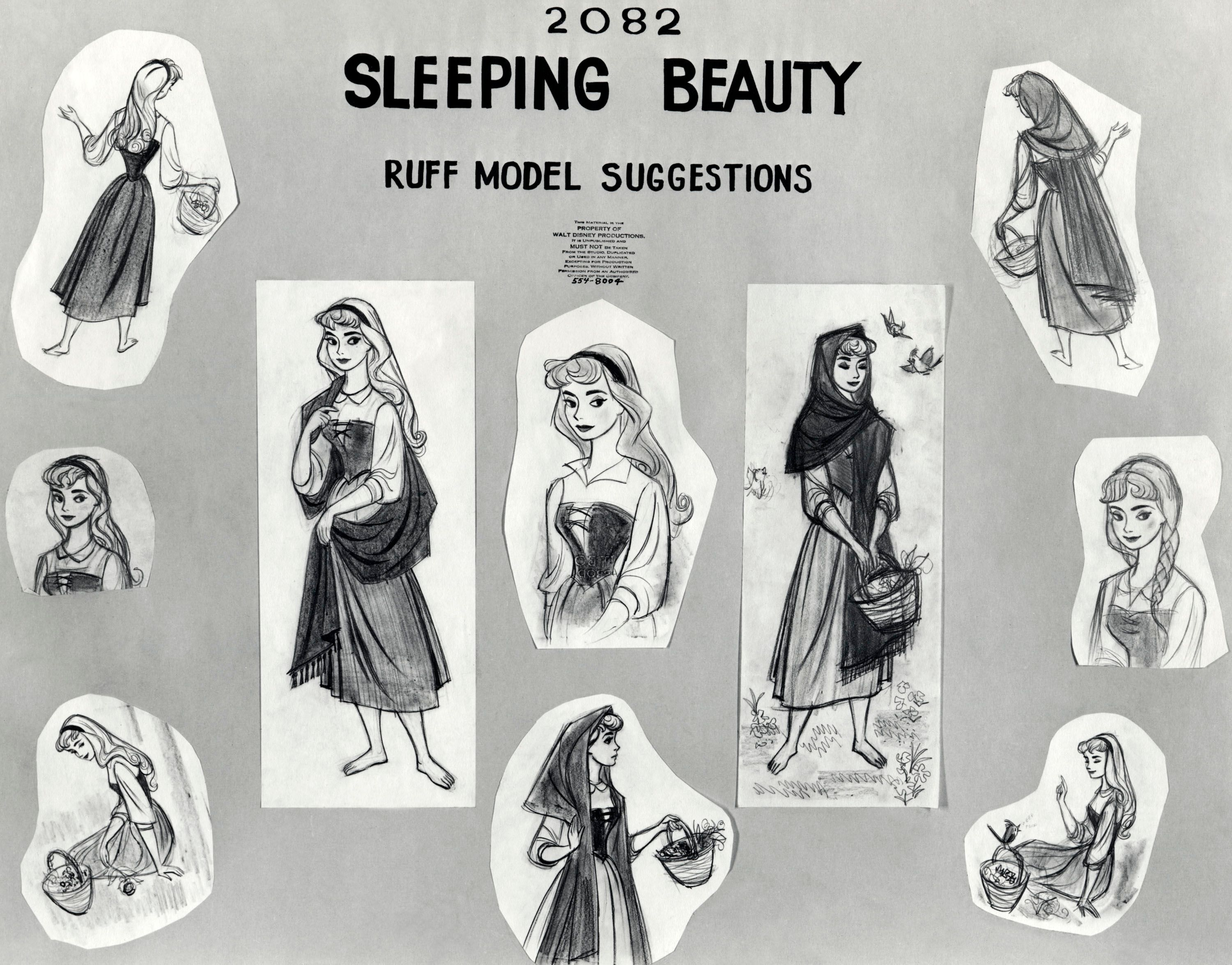 12 things to know about disney s sleeping beauty and the art of