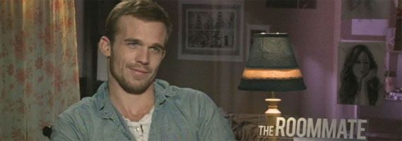 Cam Gigandet Interview THE ROOMMATE slice