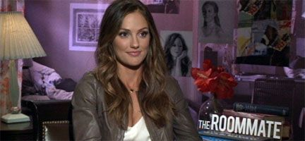 Minka Kelly Interview THE ROOMMATE slice