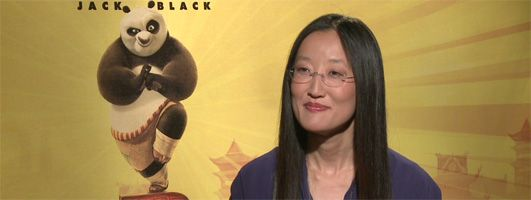 Director Jennifer Yuh Nelson Interview KUNG FU PANDA 2 slice
