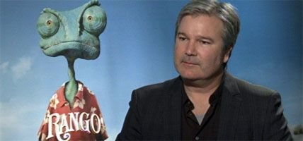 Director Gore Verbinski Video Interview RANGO slice