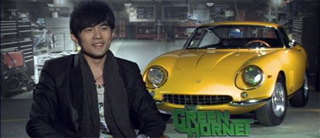 Jay Chou Video Interview THE GREEN HORNET slice