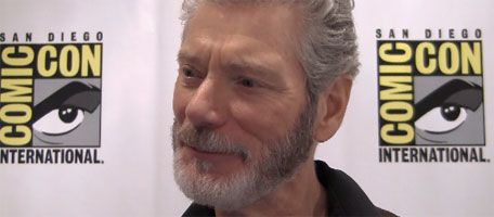 Stephen Lang interview TERRA NOVA & CONAN WonderCon slice