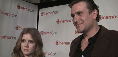Jason Segel and Amy Adams Talk THE MUPPETS slice CinemaCon