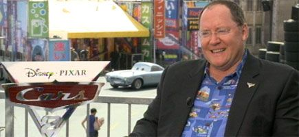 John Lasseter Interview CARS 2 slice