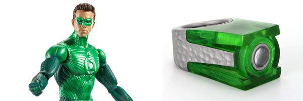 Green Lantern toys sliceLantern