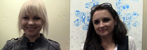 Rachael Leigh Cook and Adelaide Clemens Interview VAMPIRE slice