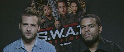 Gabriel Macht and Director Benny Boom Interview S.W.A.T.: FIREFIGHT slice