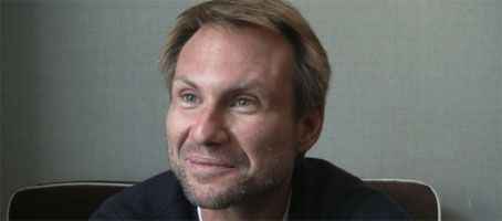 Christian Slater interview BREAKING IN WonderCon slice
