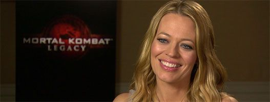 Jeri Ryan interview MORTAL KOMBAT: REBIRTH, MORTAL KOMBAT: LEGACY, BODY OF PROOF and Karaoke slice