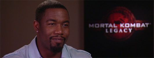 Michael Jai White interview MORTAL KOMBAT: LEGACY, Directing NEVER BACK DOWN 2, and BLACK DYNAMITE 2 slice