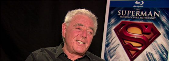 Director Richard Donner interview SUPERMAN slice