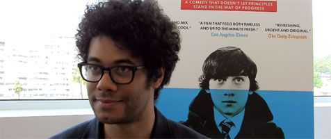 Richard Ayoade Interview SUBMARINE slice
