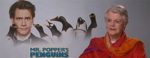 Angela Lansbury Video Interview MR. POPPER'S PENGUINS slice