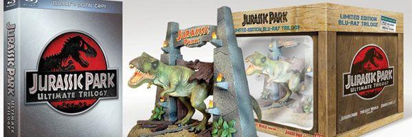 JURASSIC PARK Trilogy Blu-ray slice