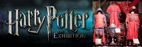 HARRY POTTER: THE EXHIBITION at Discovery Times Square Footage slice