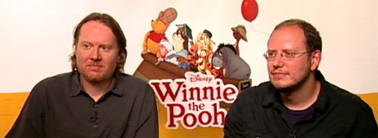 Directors Stephen J. Anderson and Don Hall Interview WINNIE THE POOH slice