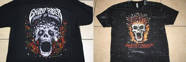 Ghost Rider Spirit of Vengeance tshirt slice