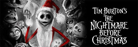 Wear This: THE NIGHTMARE BEFORE CHRISTMAS Inspired T-Shirts | Collider