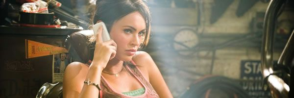 Megan Fox Not Returning For Transformers 3 Collider
