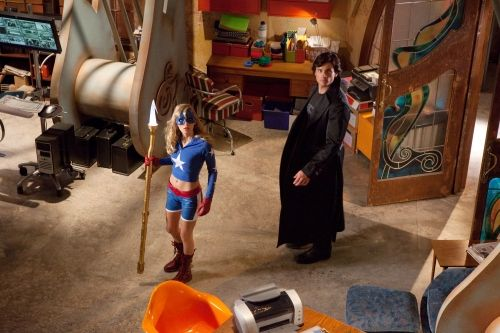 Smallville image Absolute Justice-1