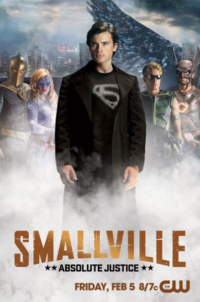 Smallville image Absolute Justice poster