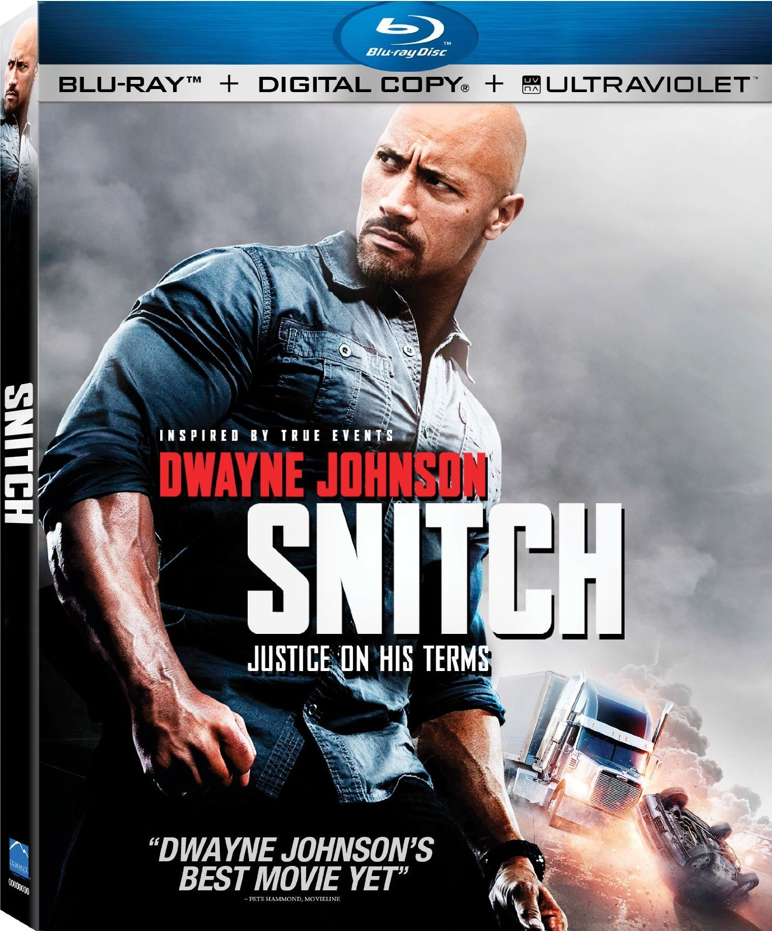Snitch a film review