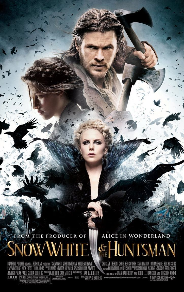 SNOW WHITE AND THE HUNTSMAN Movie Clips | Collider