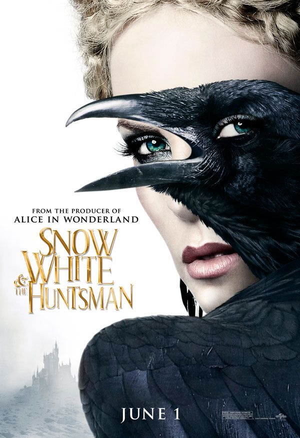 Charlize Theron Snow White And The Huntsman Interview Collider