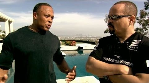 something from nothing the art of rap dr dre ice t