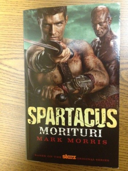 spartacus-novels