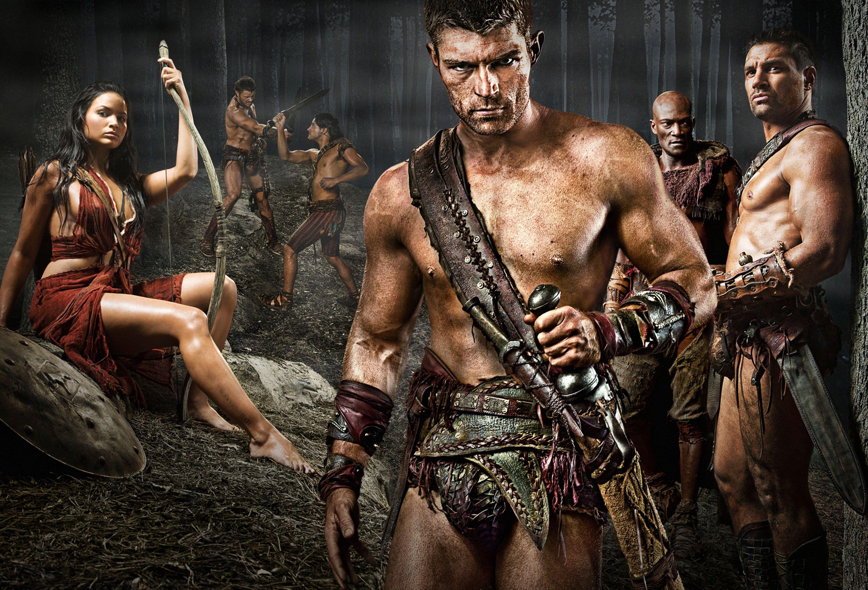 dustin clare spartacus: vengeance interview | collider
