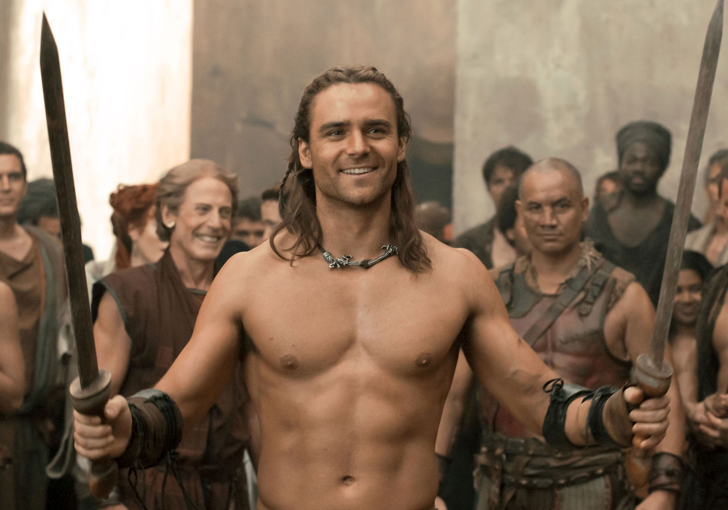 List of all seasons of Spartacus in order, plot, actors, basic information 25