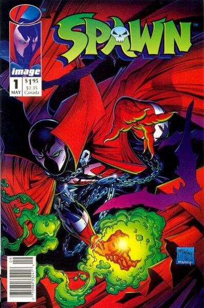 spawn-first-issue