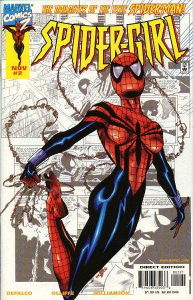 spider-girl-comics-cover