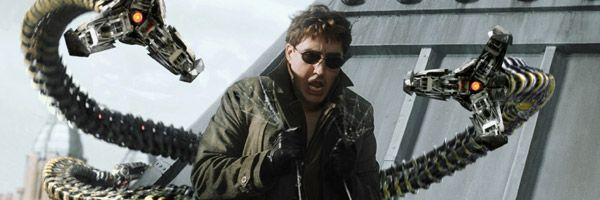 alfred molina would bring back doc ock for sinister six in