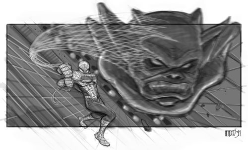spider-man-4-storyboard-art-goblin-demon