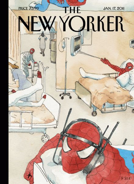 spider-man-new-yorker-cover